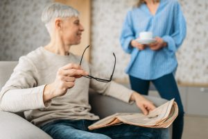 Care options for the elderly